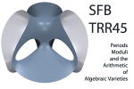 SFB TRR 45: Periods, moduli spaces and arithmetic of algebraic varieties
